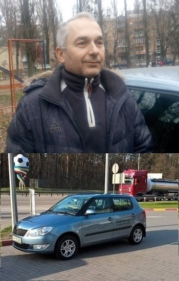 aвтоінструктор києв святошино автомат