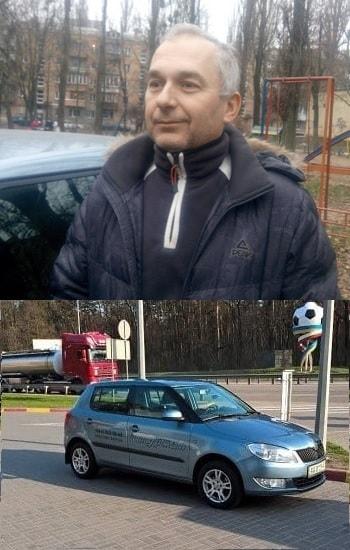 инструктор по вождению киев автомат