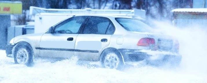 уроки зимнего вождения в киеве