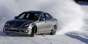 вождение в сложных зимних условиях